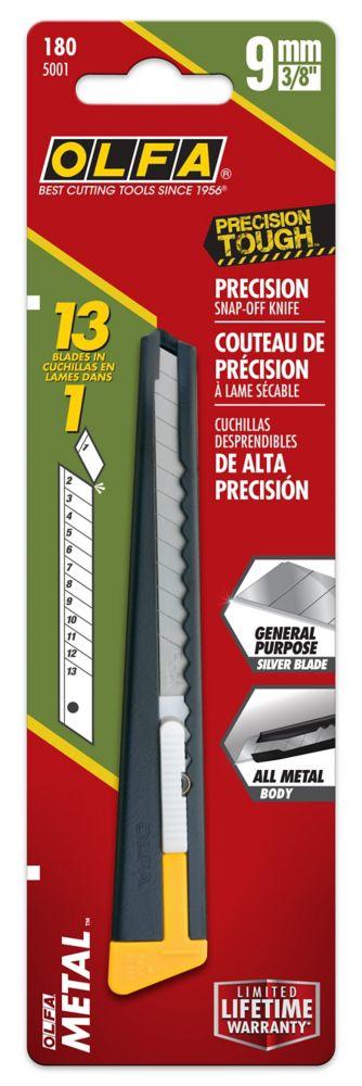 Couteau Tout Usage 9 mm