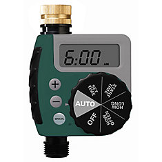 2 Dial Digital Water Timer