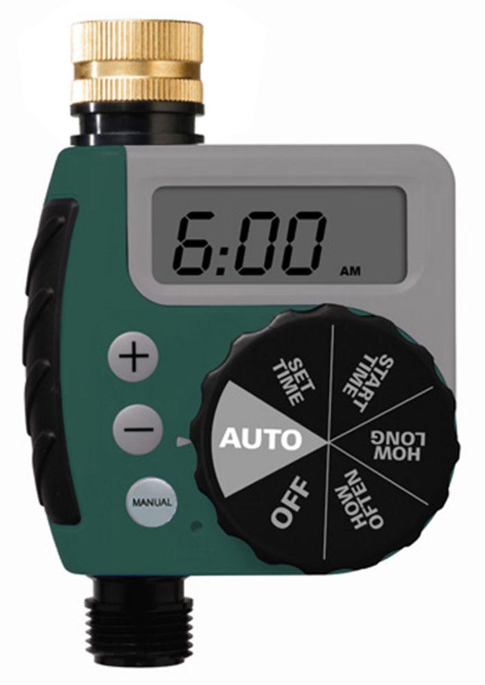 Orbit 2 Dial Digital Water Timer