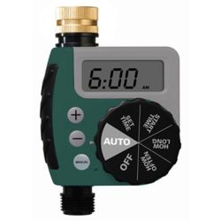 4 Zone Electronic Water Timer