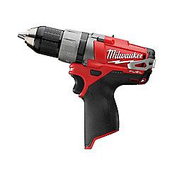 Milwaukee Tool Perceuse/tournevis 1/2 po M12 FUEL (sans pile ni chargeur)