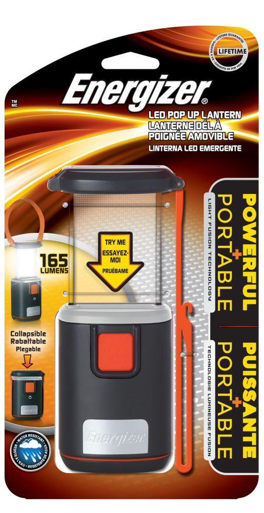 Lanterne à poignée amovible Energizer Fusion