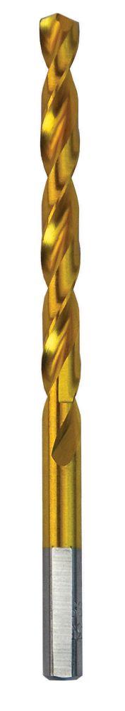 21/64-inch Thunderbolt<sup>®</sup> Titanium Coated Drill Bit