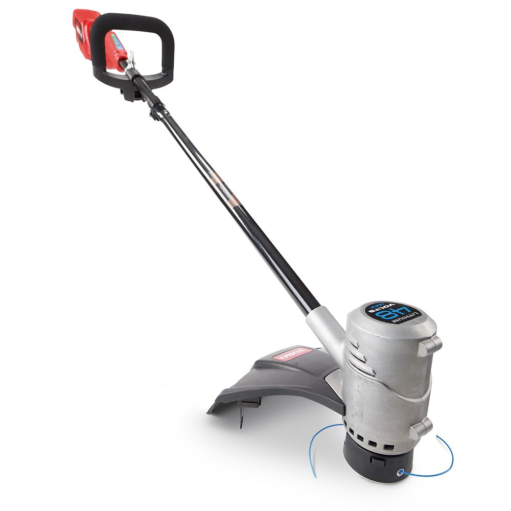 13-inch 48V Shaft Dual Line Trimmer