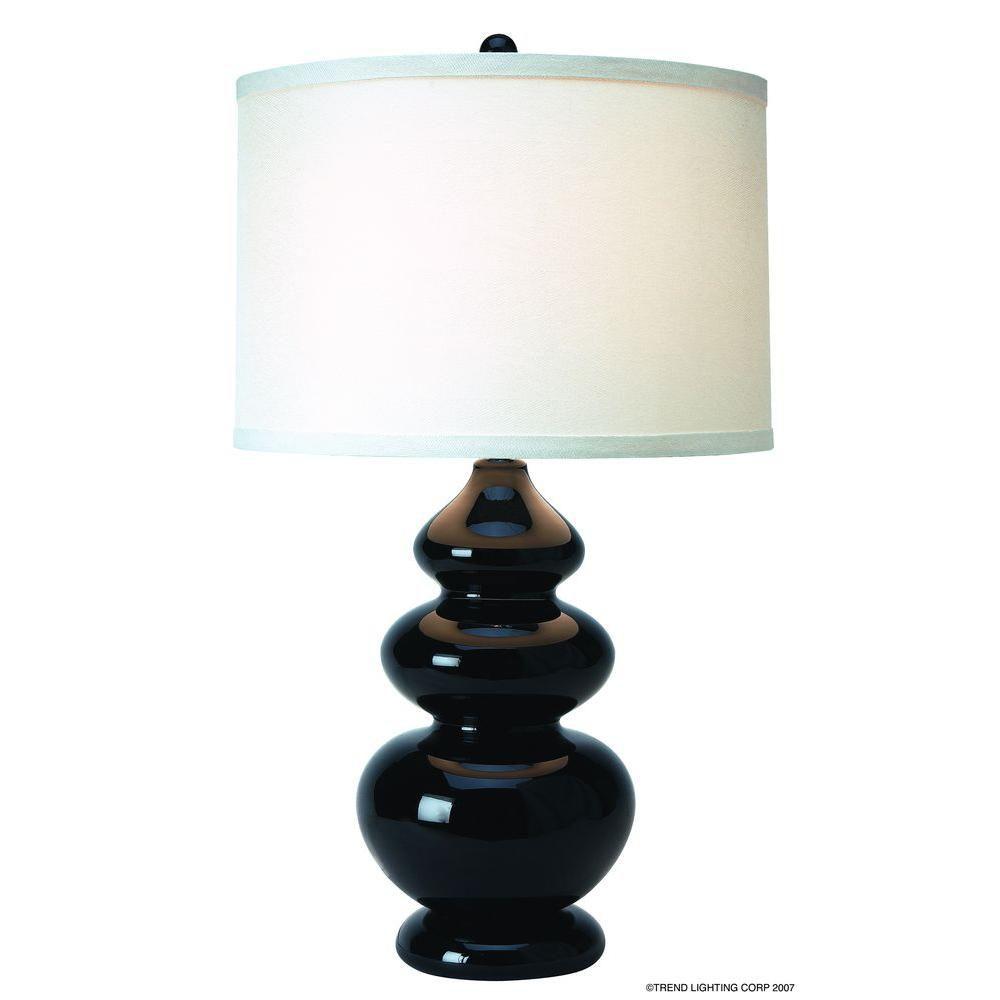 Trend Lighting 1 Light Table Midnight Incandescent Table Lamp TREND-TT3605 in Canada