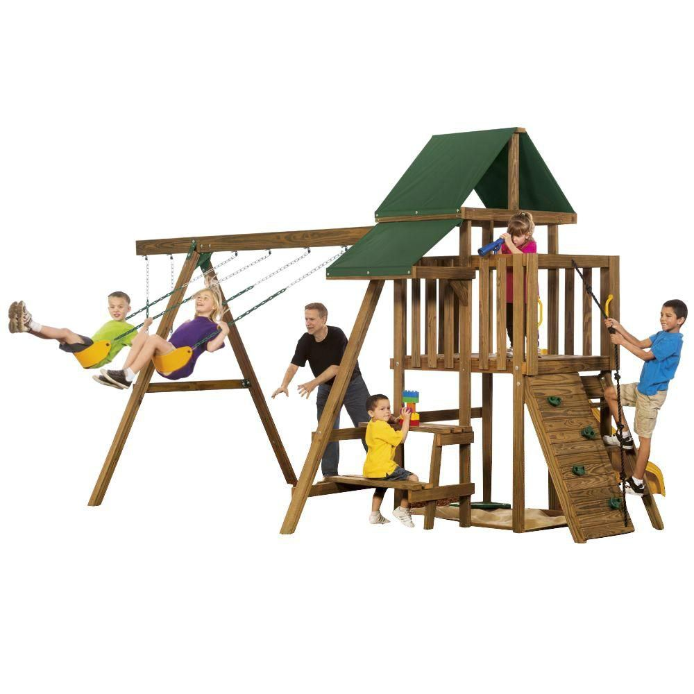 Rival Ready To Assemble Starter Playset