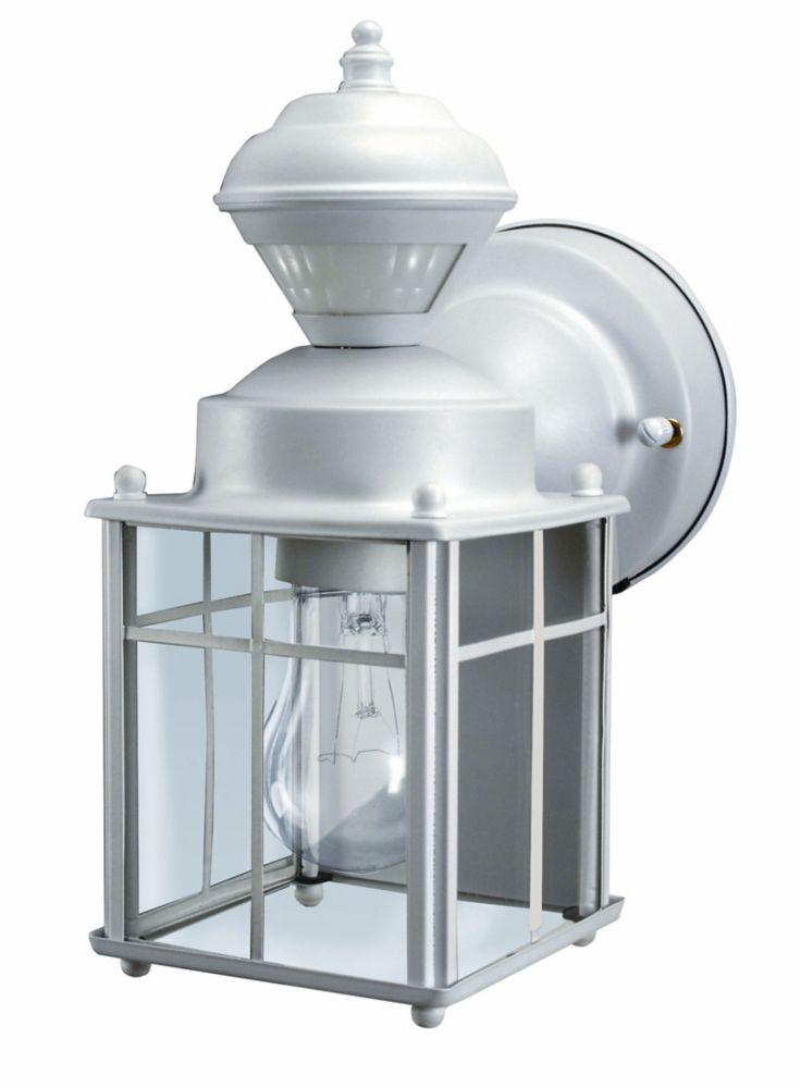 Lanterne Mission Bayside de 150 degrés - blanc mat