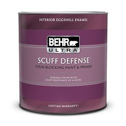 Behr Premium Plus Ultra Interior Eggshell Enamel Paint & Primer in One - Deep Base,  858 ML