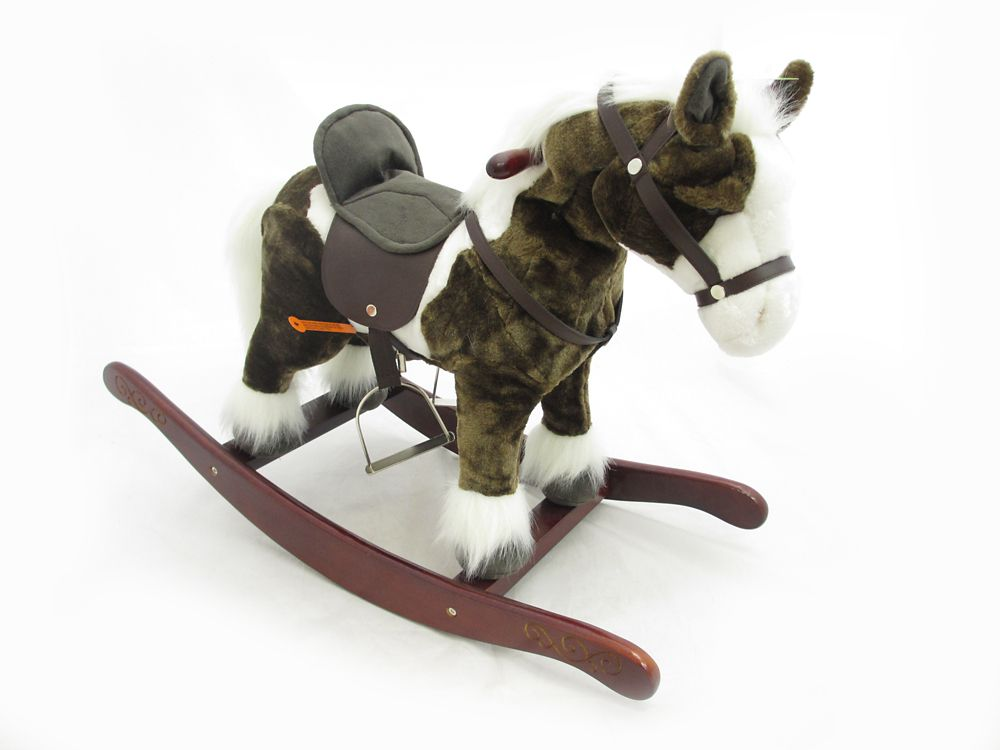 29In Rocking Horse_Brown