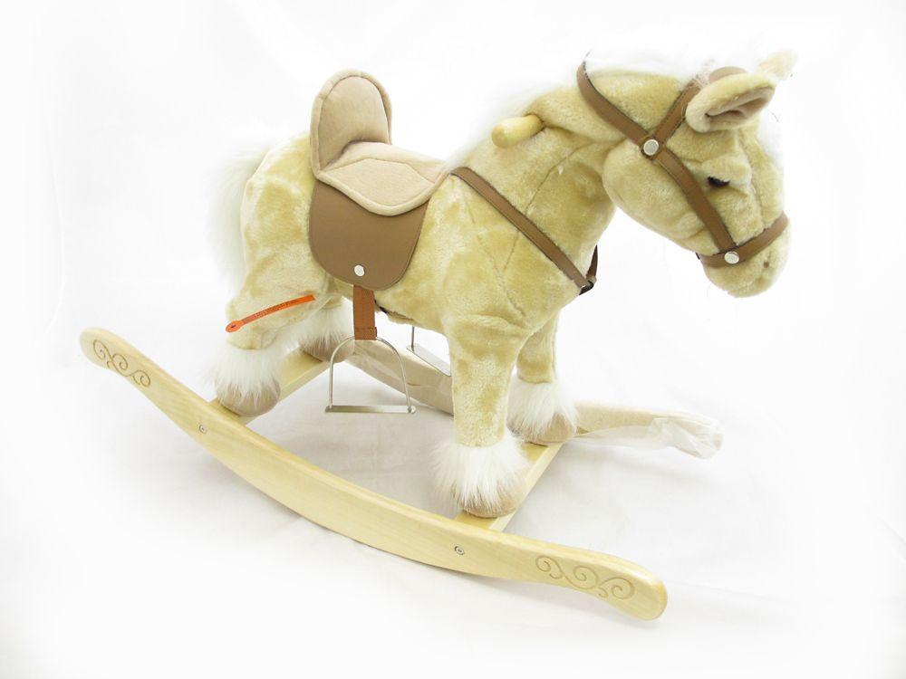 29In Rocking Horse - Tan