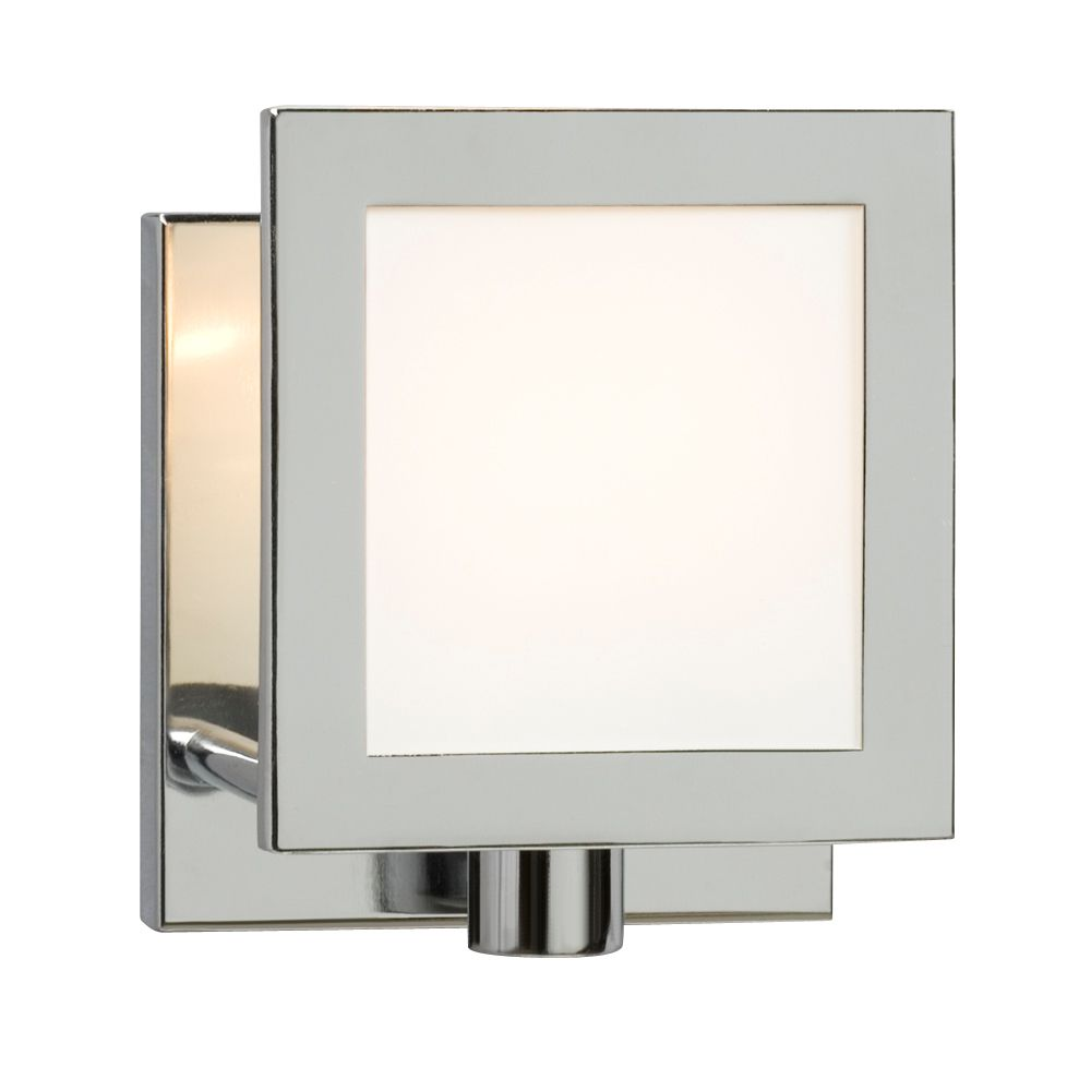 Chrome Wall Light