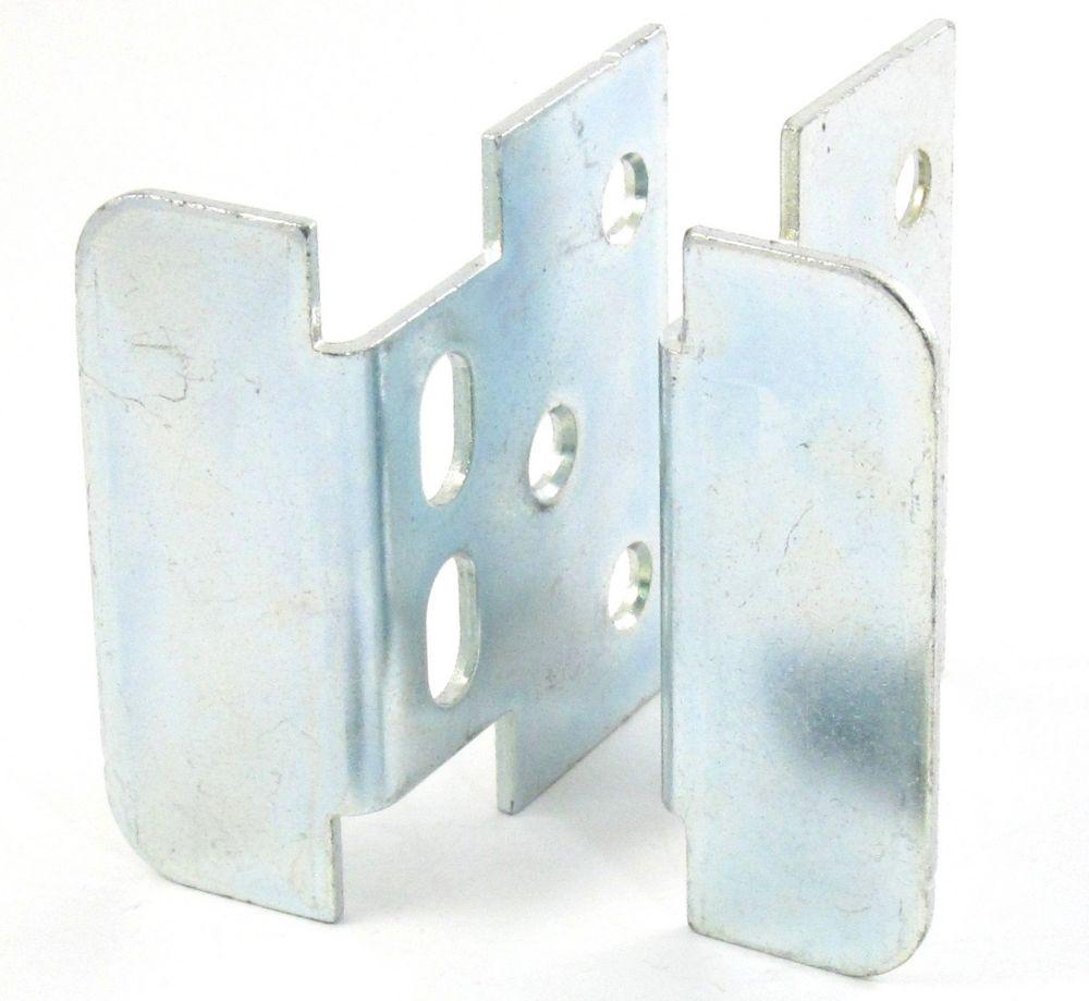 Locking Jamb Handle - Galvanized