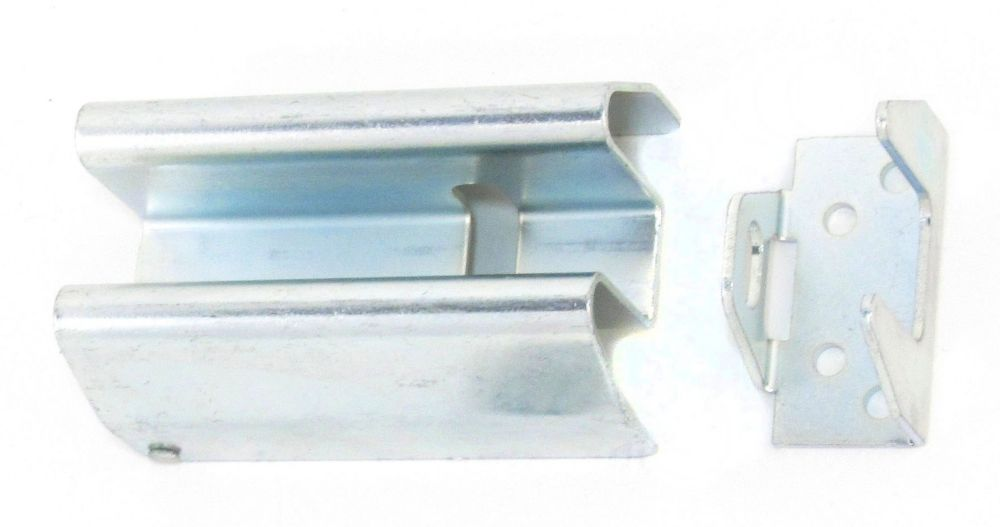 Security Hasp - 4 Inches - Zinc