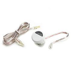 DeckLighting LED Riser Lights 4-Pack - White