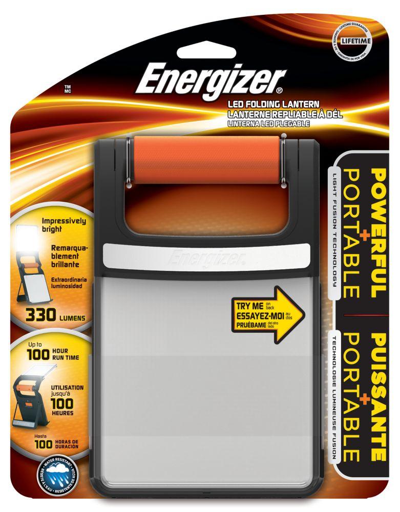 Lanterne DÉL repliable Energizer Fusion