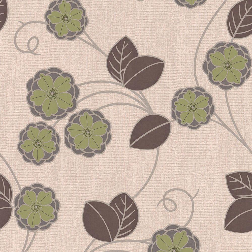 Wallpaper SFE Horizon Green