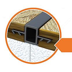 Amdry Connecteur de câble du panneau