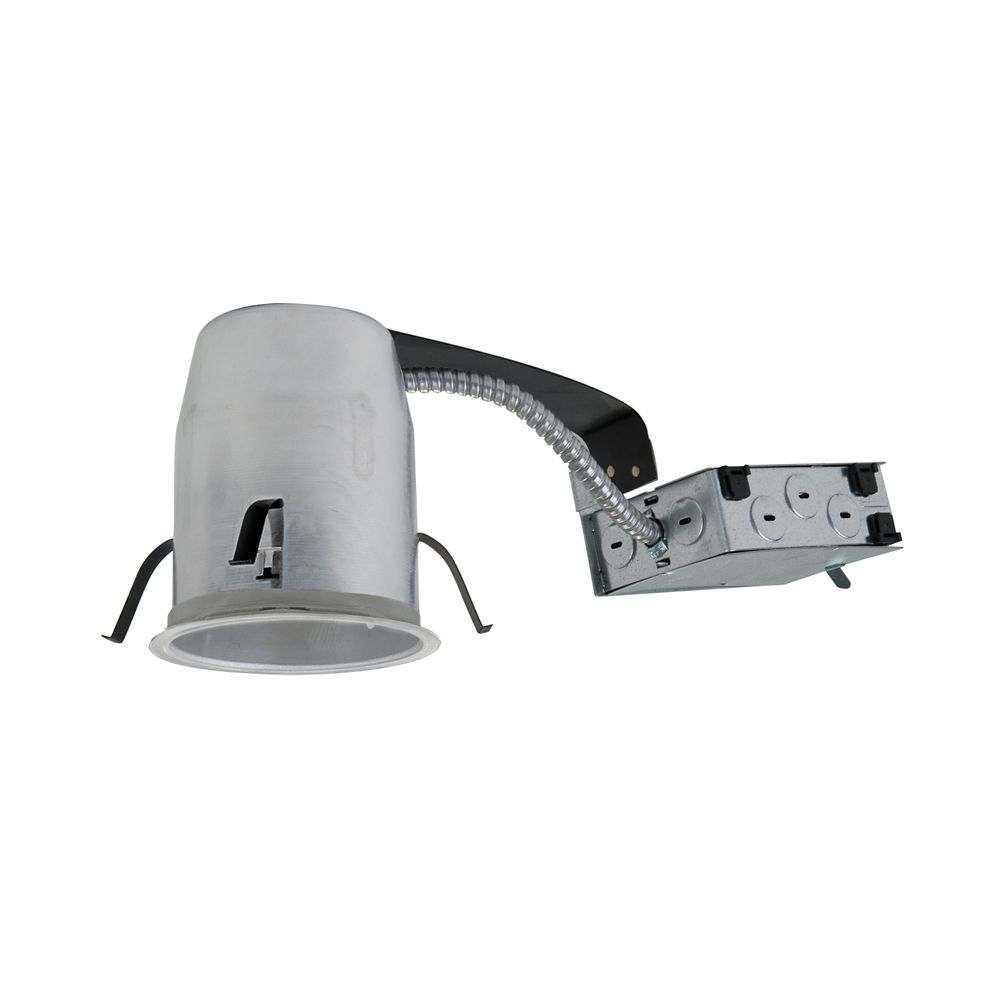 4 Inch  IC/Non IC Air-Tite Remodel LED Recessed Lighting Housing