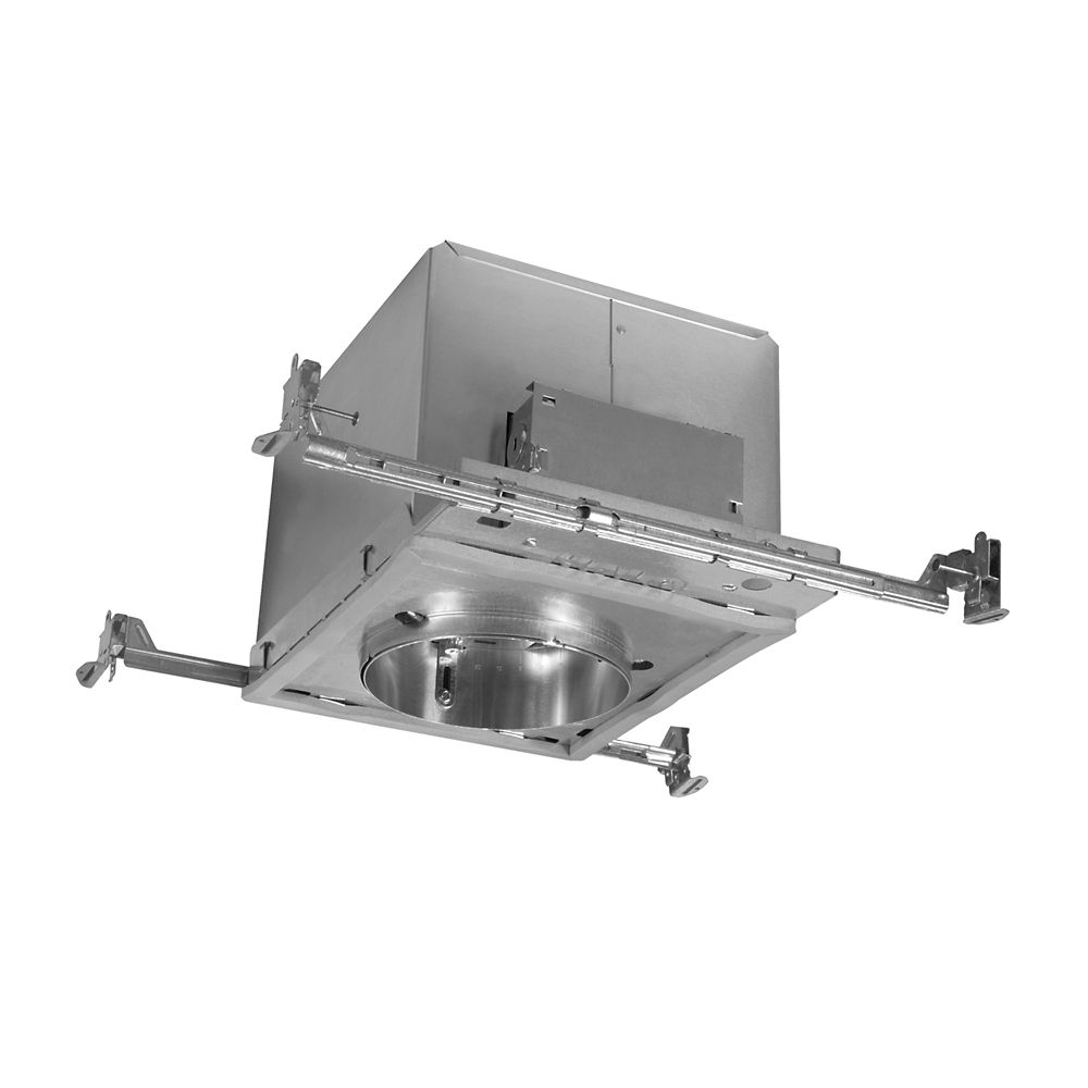 6 Inch  IC Rated Slope Ceiling Housing