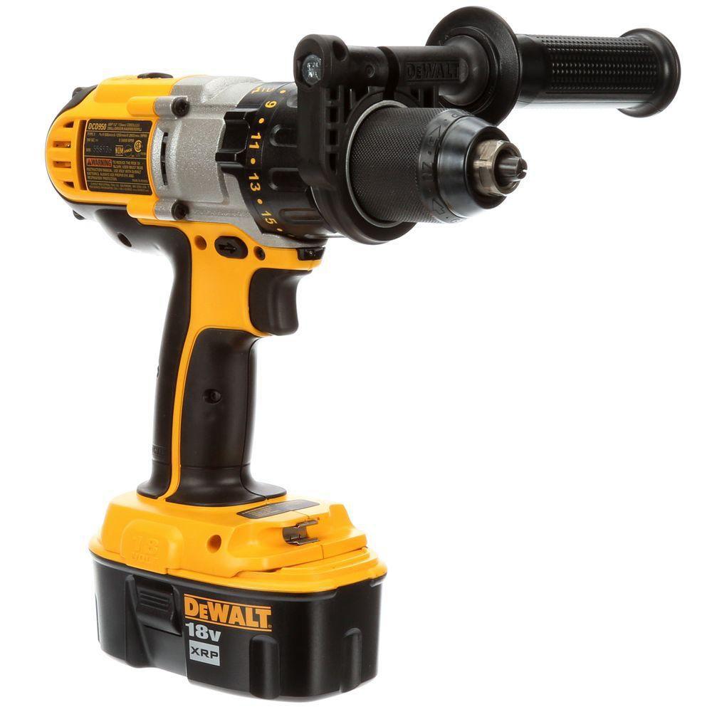 18V 1/2-inch XRP Hammer Drill Kit