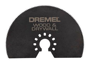 Dremel Multi-Max 3 In. Wood & Drywall Saw Blade