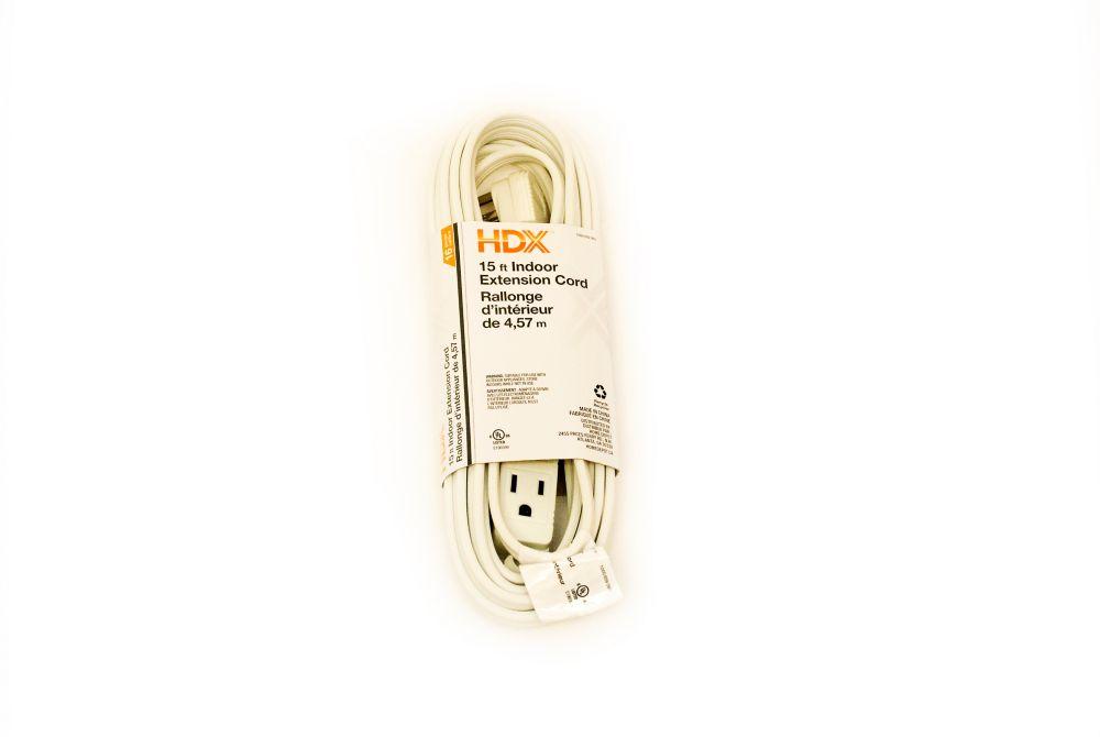 Light Duty Indoor Cord