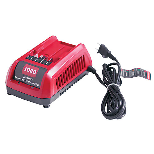 24V Electric Max Li-Ion Charger