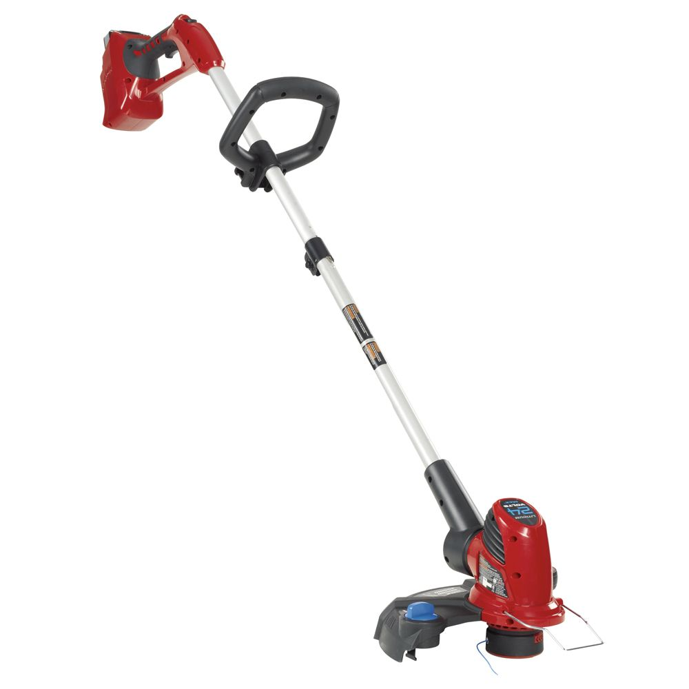 51487 24-Volt Lithium-Ion Cordless String Trimmer,12-Inch BARE TOOL