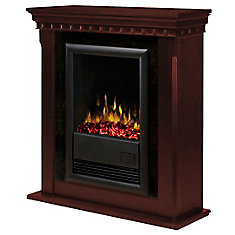 Traditions, Nutmeg, Fireplace Kit Lava Stone