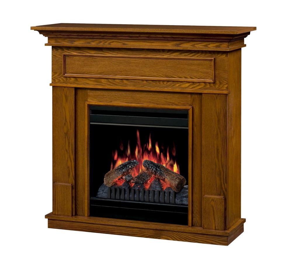 Fireplace Compact Dfp3641O (Flat Wall)
