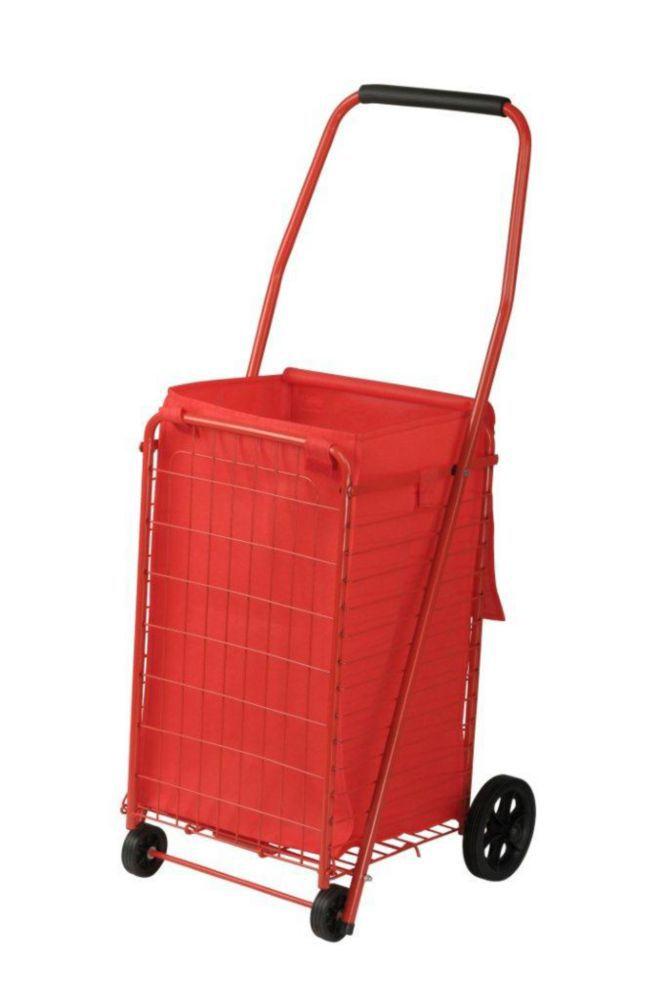 66 lbs Folding Shopping Cart