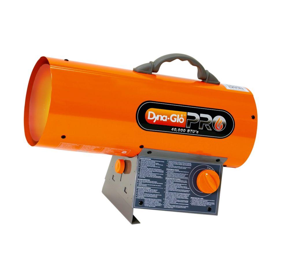 Dyna-Glo Pro 40K BTU Liquid Propane Forced Air Heater