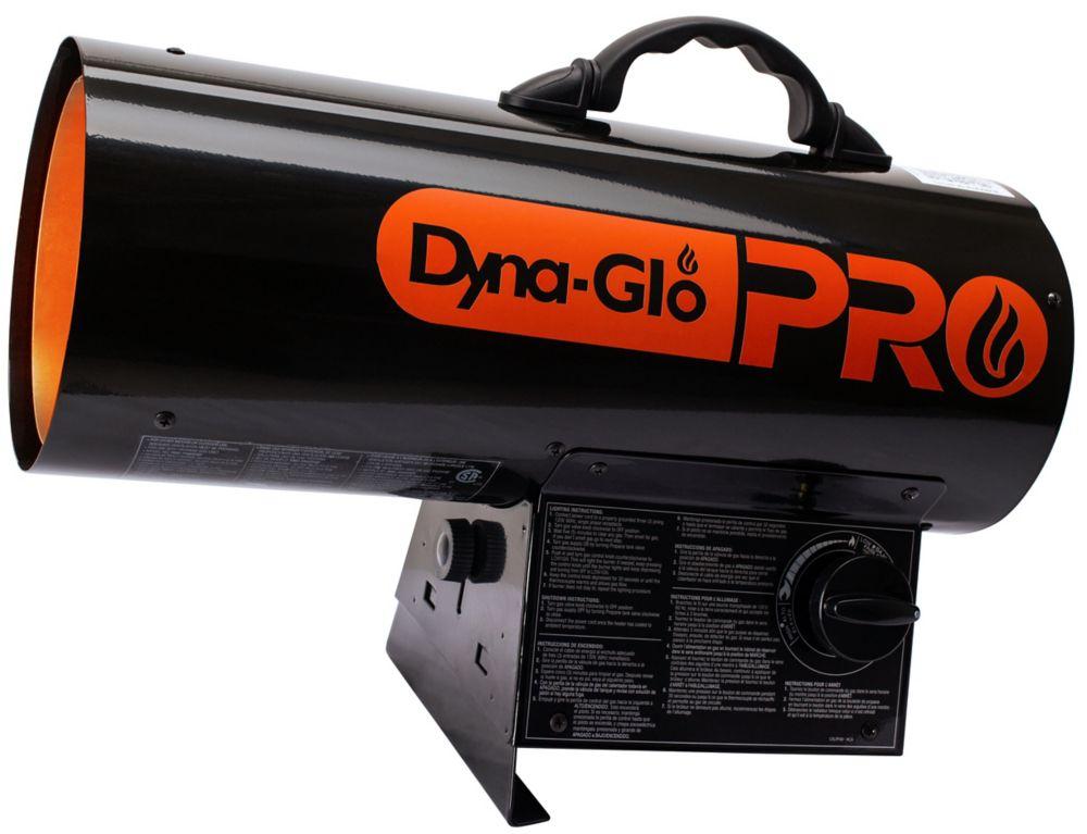 Dyna-Glo Pro 30K - 60K BTU LP Forced Air Heater