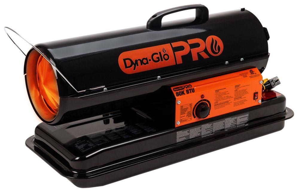 Dyna-Glo Pro 80K BTU Kerosene Forced Air Heater