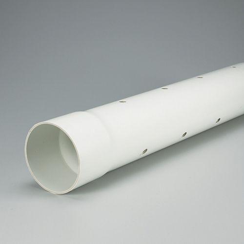 IPEX HomeRite Products TUYAU D ftÉGOUT EN PVC PERFORÉ - ÉcolotubeMD 3 inches X 10 ft
