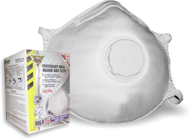 Workhorse N95 Exhalation Valve 1 Pack