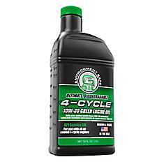 4-Cycle Oil - 18 Ounces