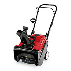 Power Clear 418R Electric Snow Blower with 18-inch Clearing Width