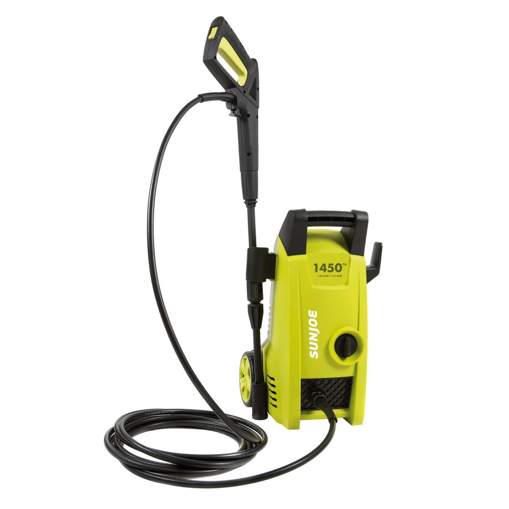 1450 PSI 1.45 GPM 11.5 Amp Pressure Joe Electric Pressure Washer