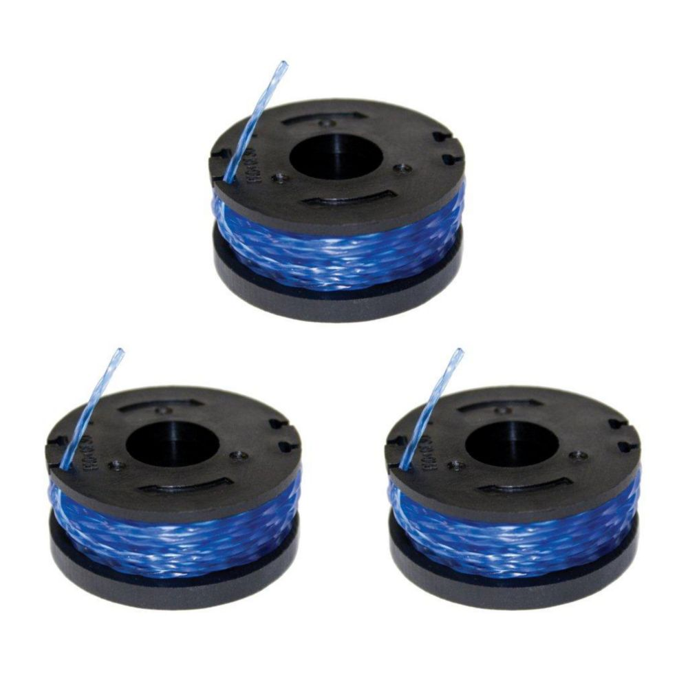 Replacement Trimmer Spools (3-pack)