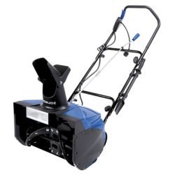 Snow Joe 15 amp 18-inch Single-Stage Electric Snowblower with Light