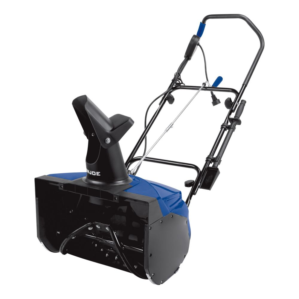 Ultra 15 Amp Electric Snow Blower with 18-Inch Clearing Width