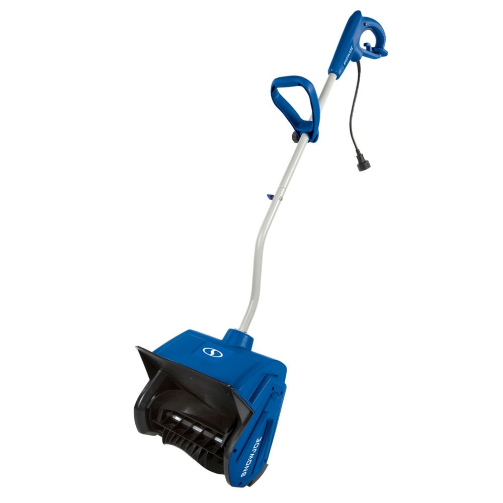 10 Amp Electric Snow Shovel with 13-inch Clearing Width