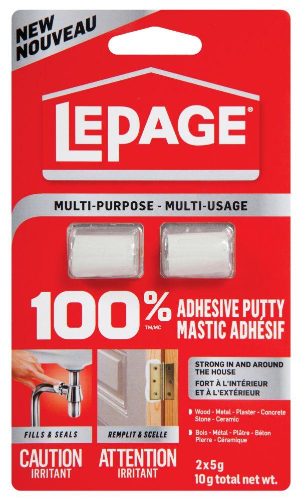 100% Adhesive Putty 10g