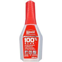 LePage 100% Glue 100mL