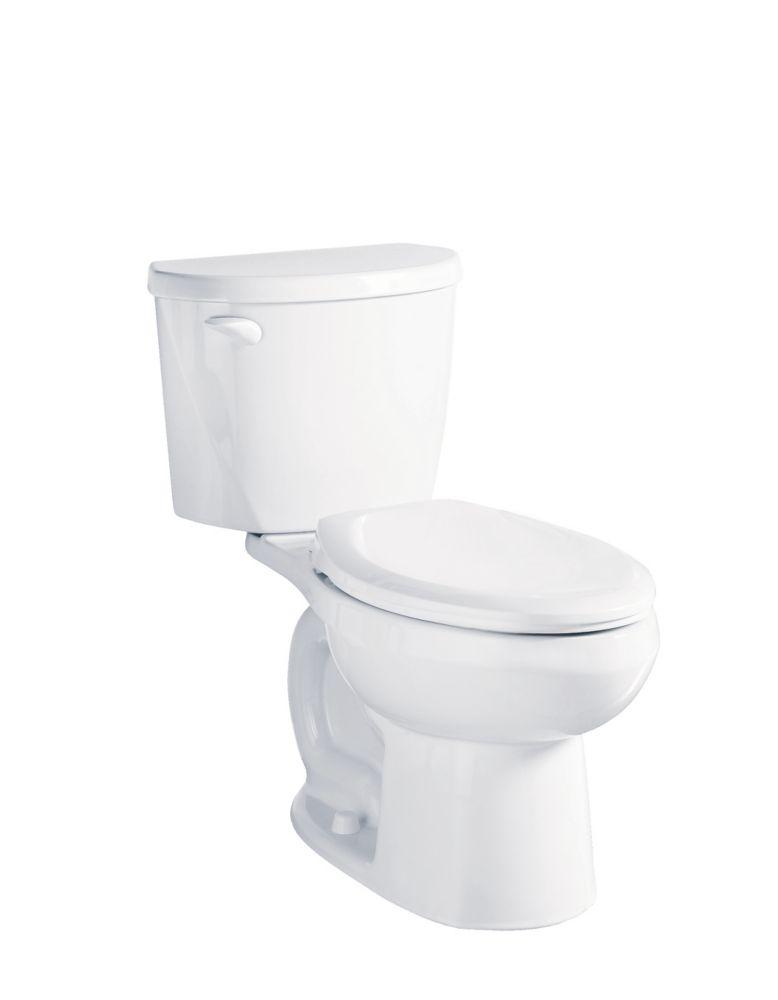 Mainstream Complete 2-piece 1.59 GPF Single Flush Elongated Bowl Toilet