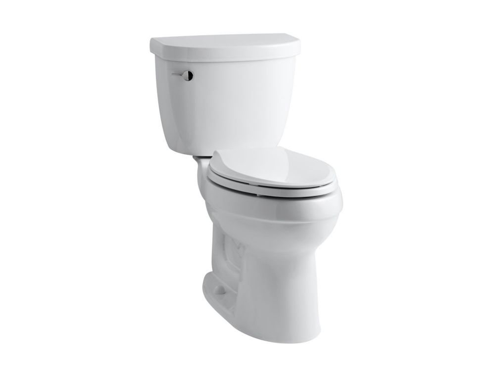 Cimarron Comfort Height The Complete Solution Two-Piece 1.28 Gal. Elongated Toilet With Class Six