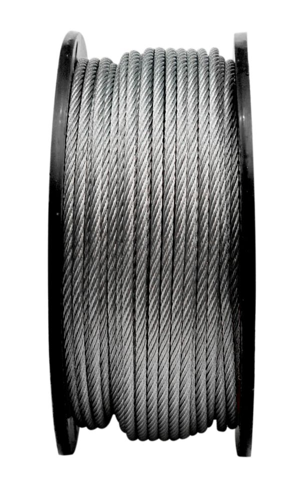 1/4 7X19 Aircraft Cable Galv