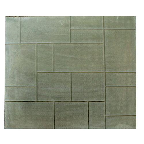 Cindercrete Slab- 24 inch X24 inch  Random- Grey