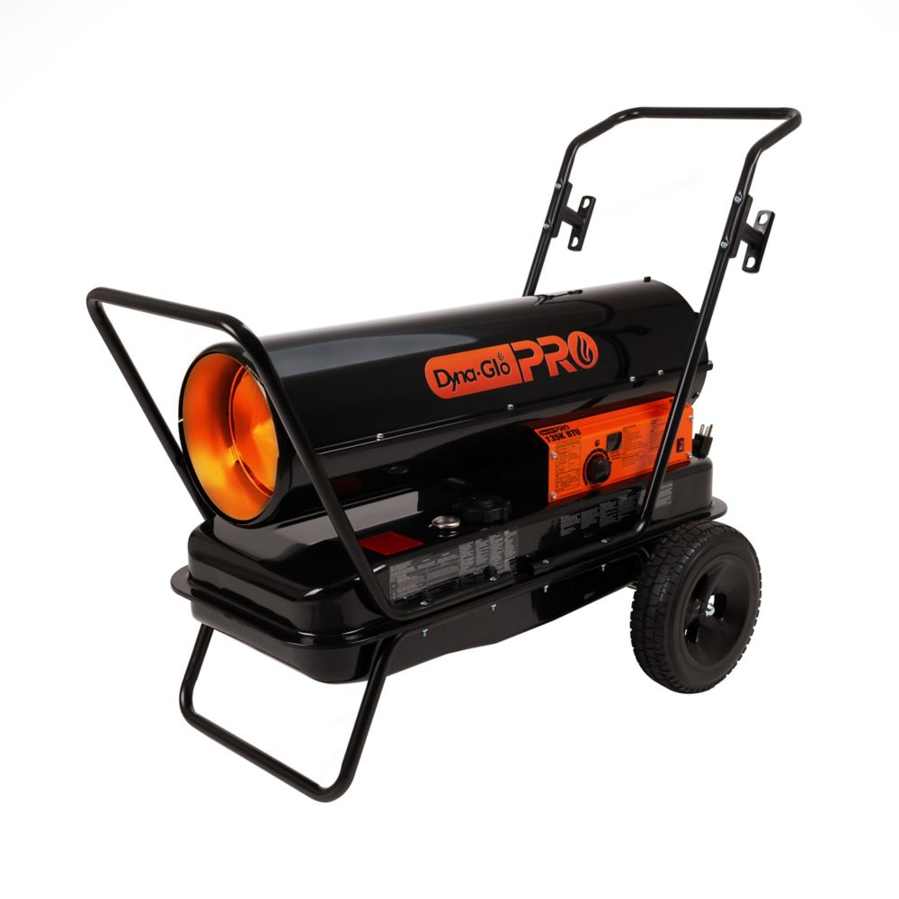 Dyna-Glo Pro 135K BTU Kerosene Forced Air Heater